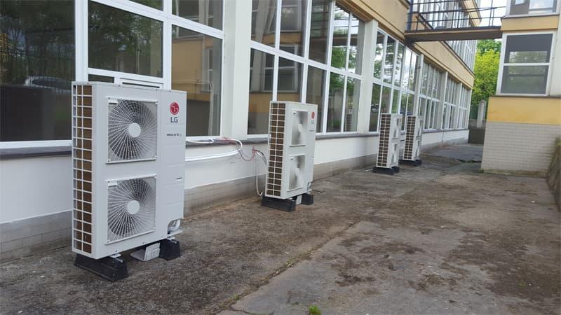 Klimatizace pro komerční objekty
