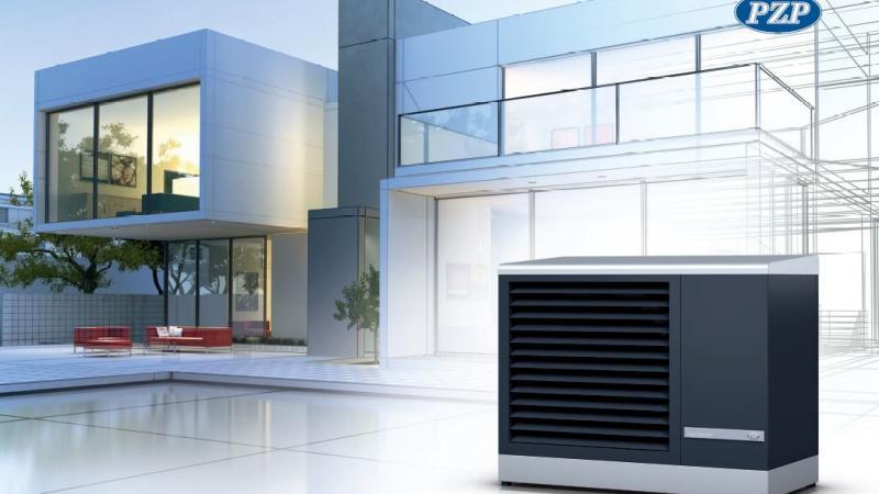 Tepelná čerpadla PZP Heating