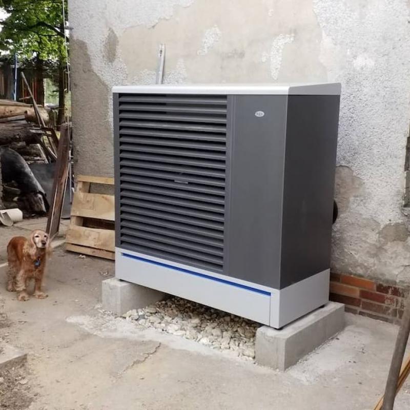 Reference ENCO - tepelná technika